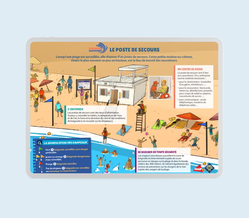 https://www.grainesdesauveteurs.com/le-poste-de-secours-infographie/